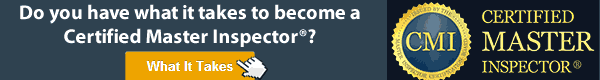 Certified Master Inspector CMI