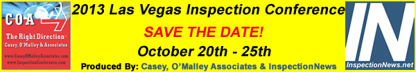 2013 Las Vegas Inspection Conference
